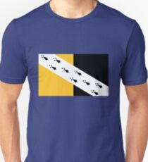 Flag of Norfolk, England T-Shirt