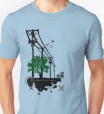 We used to be Trees!! Unisex T-Shirt
