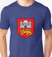 Norwich Coat of Arms (East Anglia), England T-Shirt