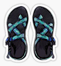 sandals Sticker
