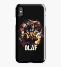League of Legends OLAF iPhone Case