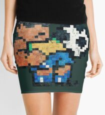 World Cup Brazil Player Mini Skirt