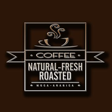 Coffee Range | Natural Fresh Roasted | Coffee Beans by ozcushionstoo