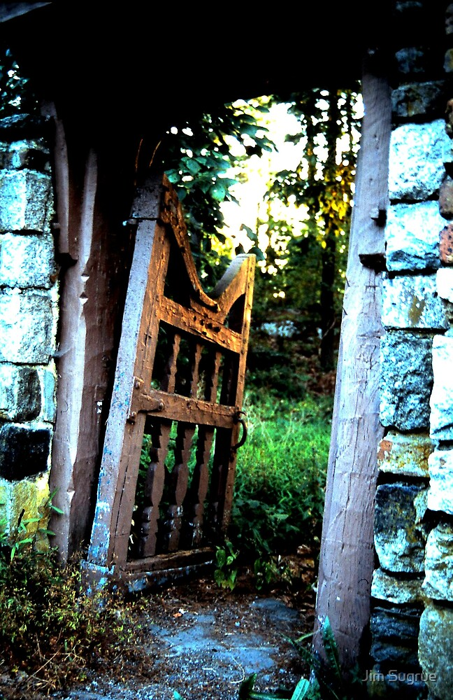 The Gate by Jim Sugrue
