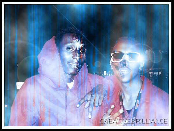 Beezy and Bro by CREATiVEBRiLLiANCE