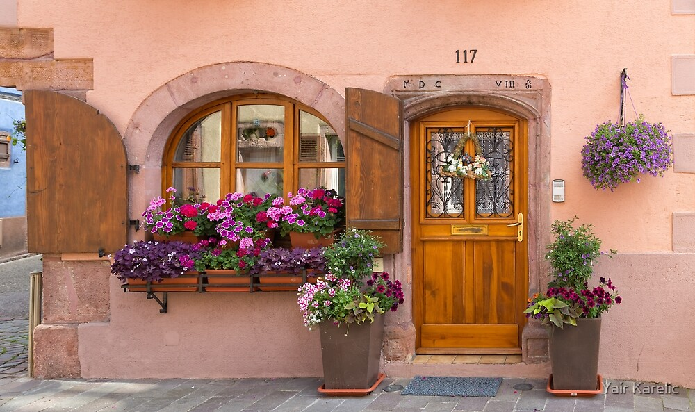 Door and Window by Yair Karelic