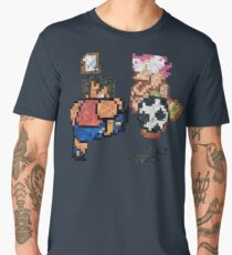 World Cup Soccer Shot Men's Premium T-Shirt