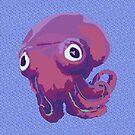 Baby Squid by Kalliopi Karvela