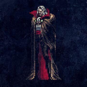 Dracula SOTN by Lidra