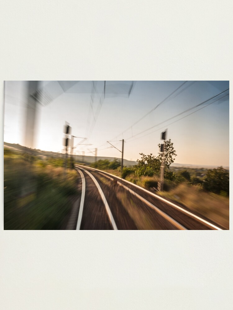 Alternate view of Runaway II Photographic Print