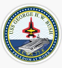 Military Insignia Sticker