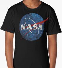 NASA Vintage Emblem Long T-Shirt