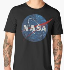NASA Vintage Emblem Men's Premium T-Shirt