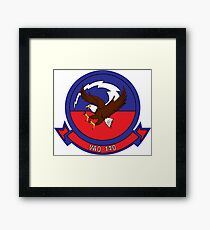 Military Insignia Framed Print