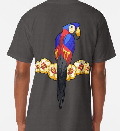 Pride Birds - Polyamory Long T-Shirt