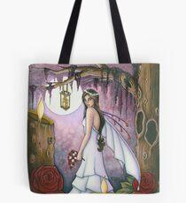 Wedding Fairy Bride Tote Bag