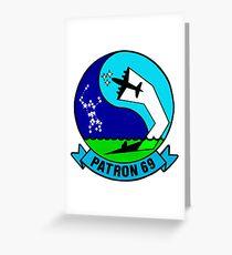 Military Insignia Greeting Card