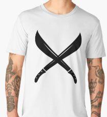 Machete Cross Men's Premium T-Shirt
