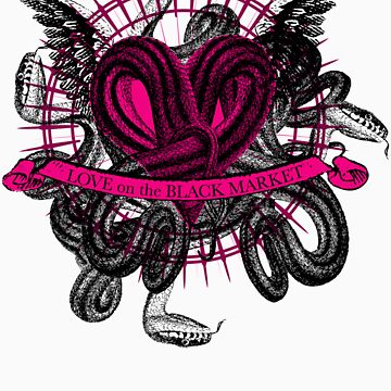 Love on the Black Market by Kaysar
