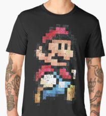 All Stars - Super Mario Bros 3  V01 Men's Premium T-Shirt