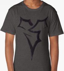 Zanarkand Abes Symbol - Black Edition Long T-Shirt