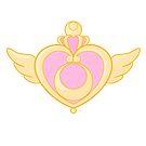 Pastel Sailor Moon Crisis Compact by Anzadesu