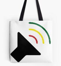 Reggae Loud Tote Bag