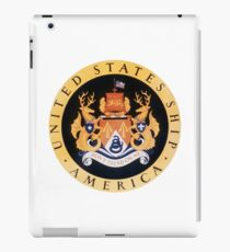 Military Insignia iPad Case/Skin