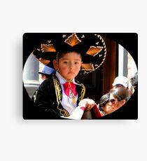 Cuenca Kids 955 Canvas Print
