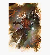 League of Legends Pulsefire EZREAL Photographic Print