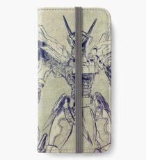 Jehuty ZOE2 iPhone Wallet/Case/Skin