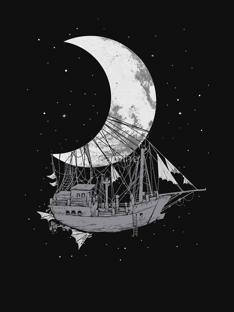 Moon Ship by carbine