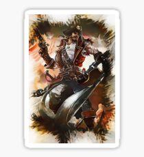 League of Legends GANGPLANK Sticker