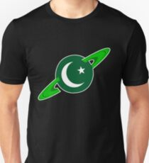 Show you are a Pakistani Starfleet Hero T-Shirt