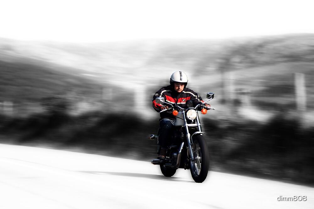 ultra fast biker by dimm808