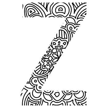 Zeta - Greek Letter Sorority Sticker by susyj