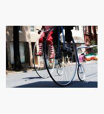 Riding High  Photographic Print