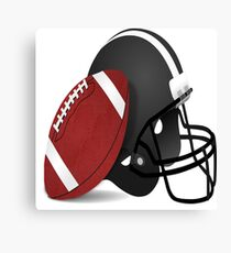 American Football Canvas Print