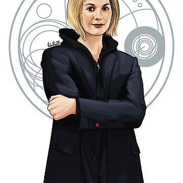 The Thirteenth Doctor by RabidDog008
