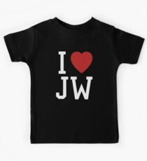 I Love Joss Whedon Kids Clothes