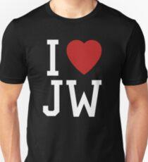 I Love Joss Whedon T-Shirt