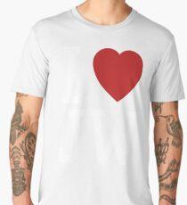 I Love Joss Whedon Men's Premium T-Shirt