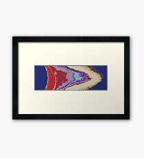 Universe of Energy Mosaic Framed Print