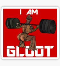 I am Gloot Sticker