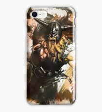 League of Legends OLAF iPhone Case/Skin