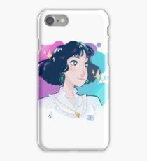 Howl, but now hes sparkly iPhone Case/Skin