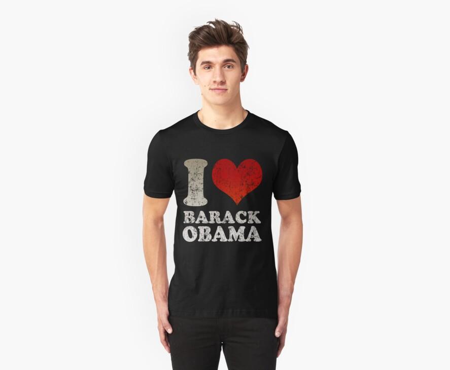 I love Barack Obama by barackobama