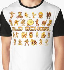 Golden Age of Gaming Graphic T-Shirt
