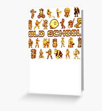 Golden Age of Gaming Greeting Card