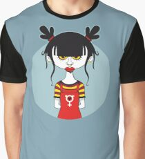 Piercing Graphic T-Shirt